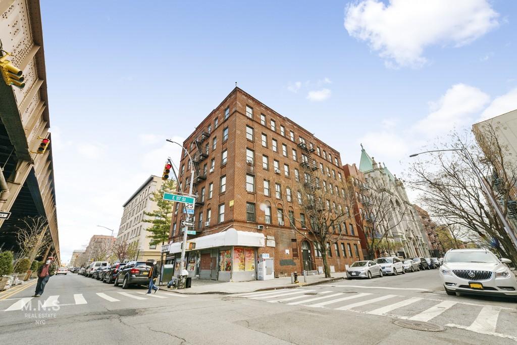 1661 Park Avenue East Harlem New York NY 10035