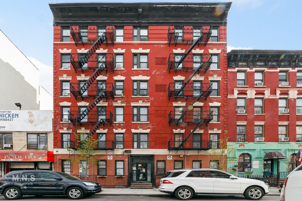 244 East 117th Street East Harlem New York NY 10035