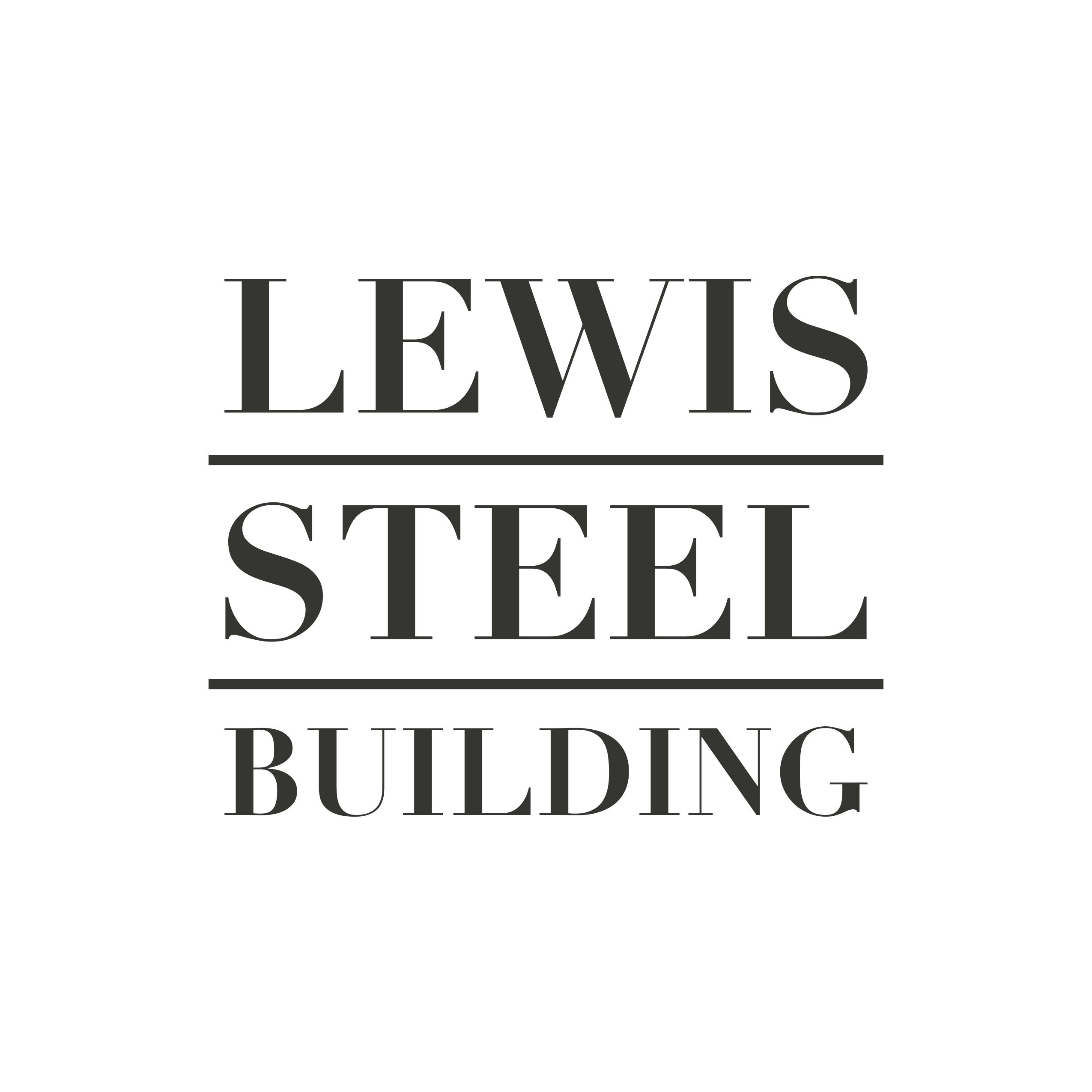 Lewis Steel Building